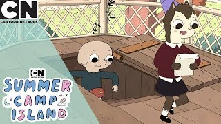 Summer Camp Island | The Secret Door To Heartforde | Cartoon Network UK