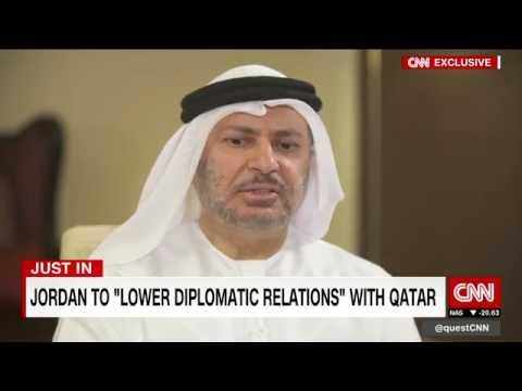Top UAE diplomat on rift with Qatar