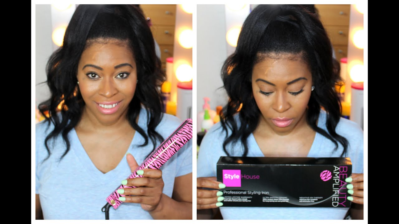 Review style house styling iron vanityplanet youtube for Style house styling iron