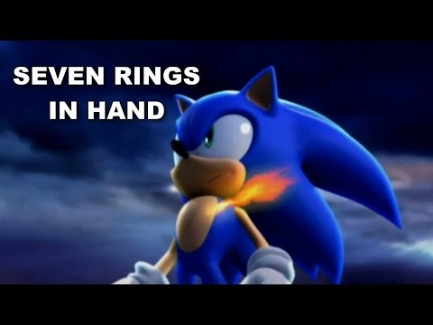 [SONIC KARAOKE] Sonic and the Secret Rings - Seven Rings in Hand (Crush 40) [WATCH IN HD]