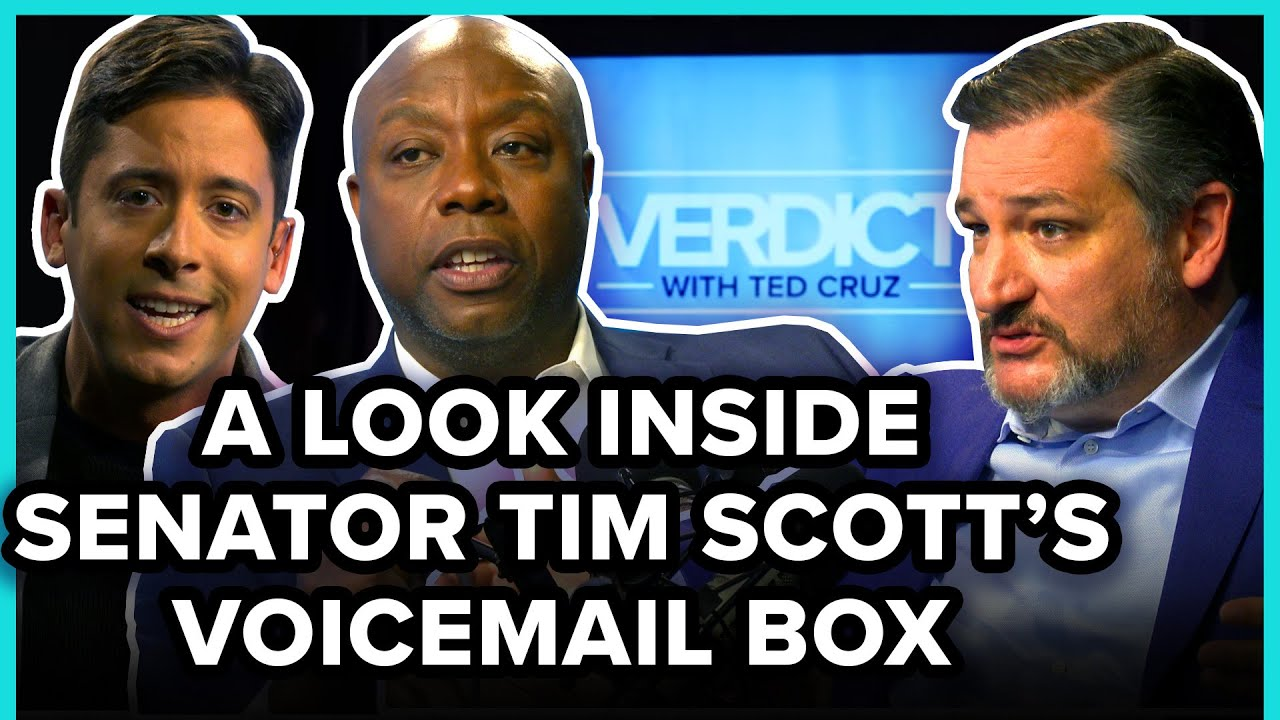 A Look Inside Senator Tim Scott's Voicemail Box | Ep. 35