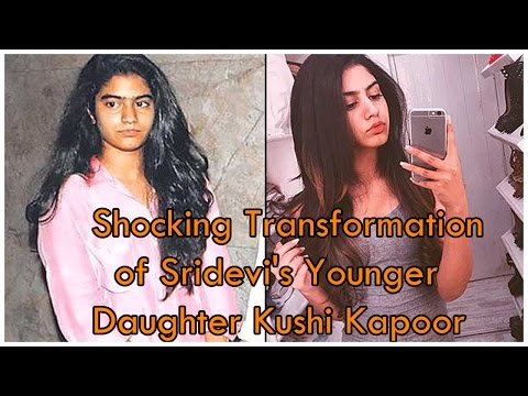 Shocking Transformation of Sridevi's Younger Daughter Kushi Kapoor || Latest Bollywood Gossip