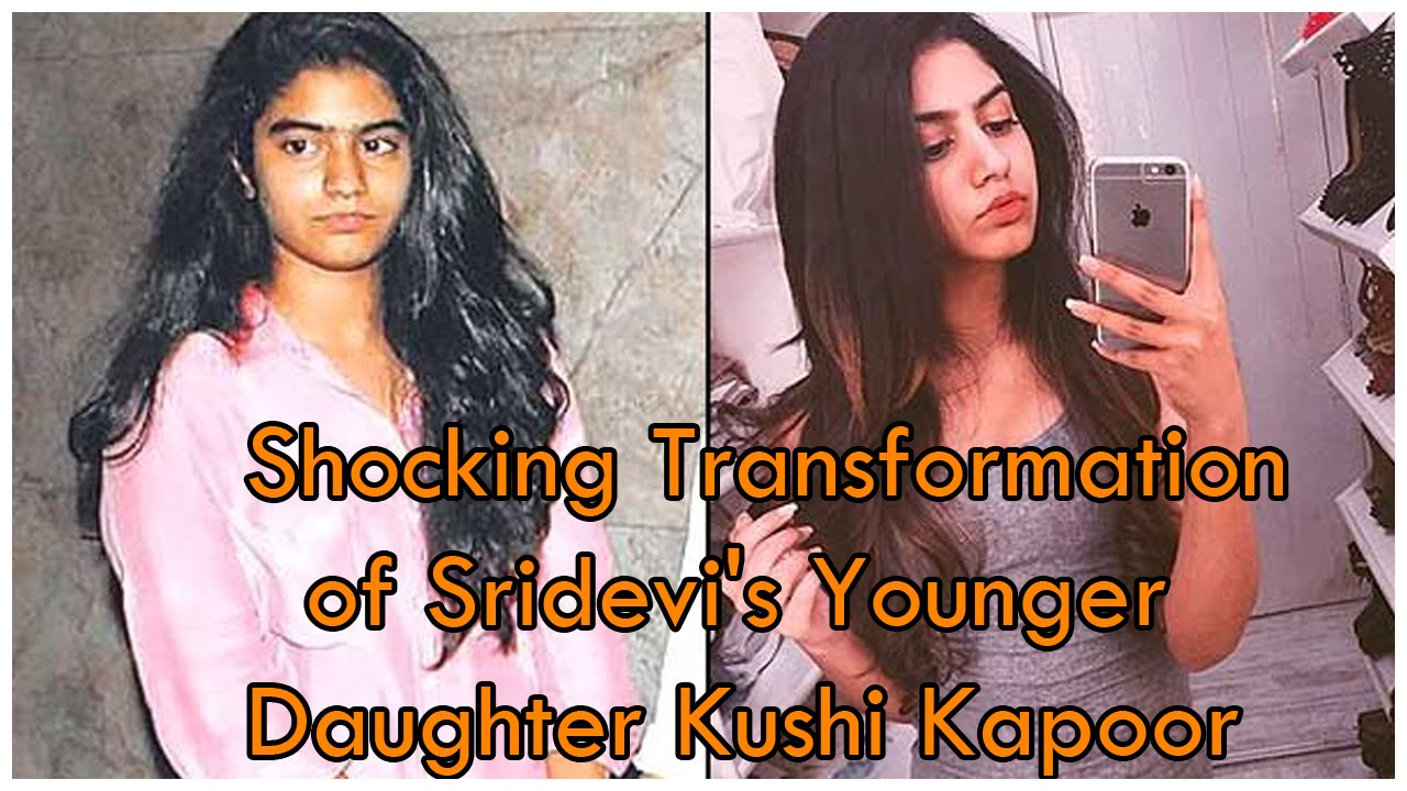 Download Shocking Transformation of Sridevi's Younger Daughter Kushi Kapoor || Latest Bollywood Gossip