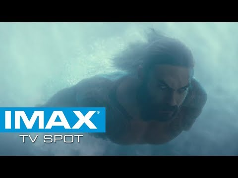 Justice League IMAX® Exclusive TV Spot