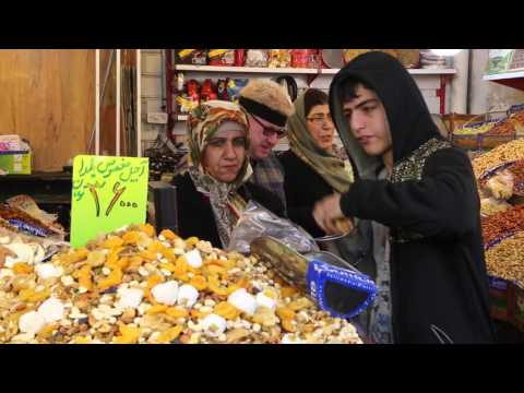 Iran Téhéran Epicerie traditionnelle / Iran Tehran Traditionnal market