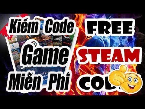 Free Code Steam : Cách Kiếm Code Game Miễn Phí