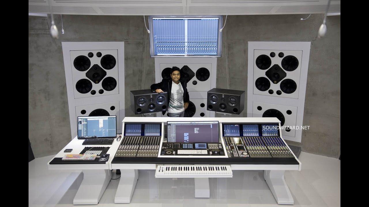 Studio H - Chennai's Flagship Music Studio by Sound Wizard