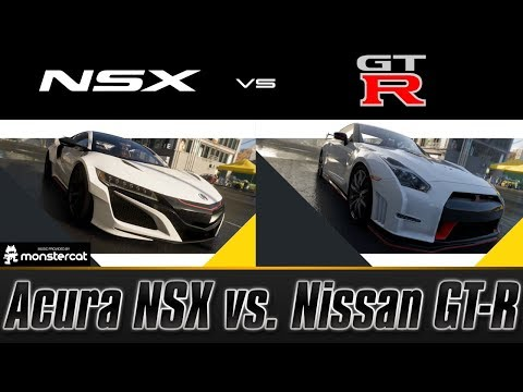 The Crew 2: Acura NSX vs. Nissan GT-R | Modern Japanese Supercar Clash | Head 2 Head [EP. #05]