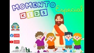 ???? Live Momento Kids Especial Dia das Crianças
