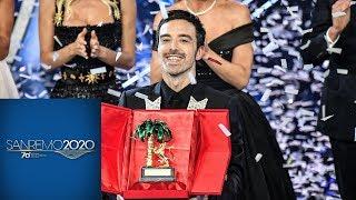 Sanremo 2020 - Diodato vince la 70° edizione del Festival di Sanremo