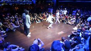 Les Twins vs. Zamounda Crew | All-styles Final : Top Status | Freestyle Session 15 Year | STRIFE.TV