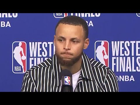 "Stephen Curry On Chris Paul's Shimmy On Him ""Well Deserved"""