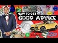 How To Get GOOD Advice