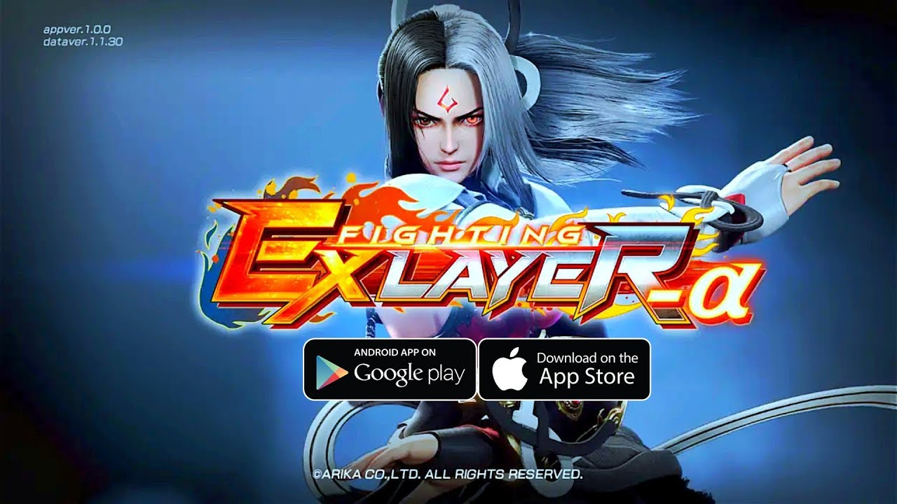 fighting ex layer a android ios gameplay youtube fighting ex layer a android ios gameplay
