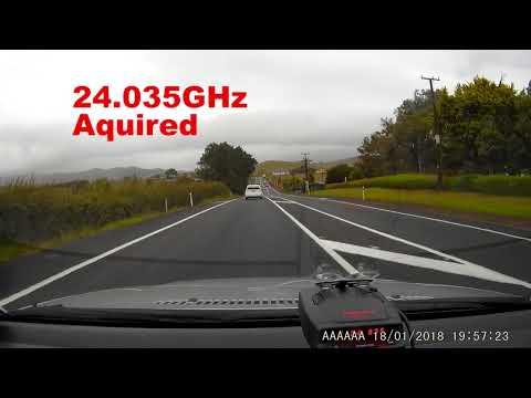 Redflex Mobile Van Speed Camera Vs Redline Pro A