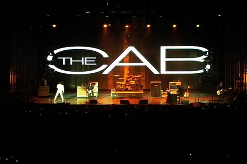 The Cab: Bounce Ft. Brendon Urie (LIVE)
