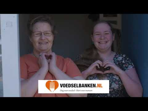 Voedselbankklant Danielle