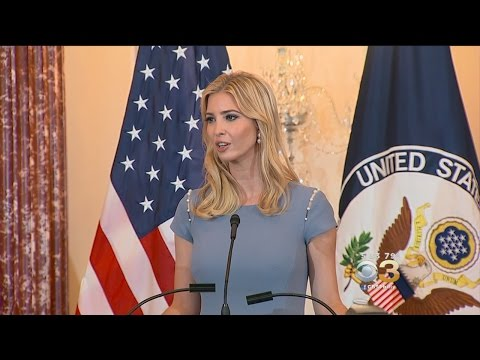 Ivanka Trump: Ending Human Trafficking A Top Priority For White House