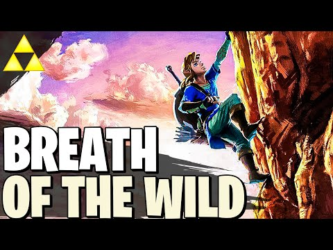 ZELDA : Breath of the Wild | Chronologie