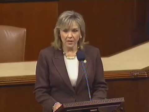 Congresswoman Mary Fallin welcomes Pastor Sharon D...