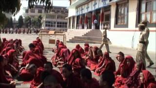 la complainte au dala lama