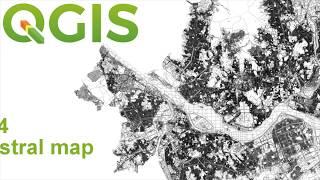 QGIS Tutorial 04 - KOR serial cadastral map
