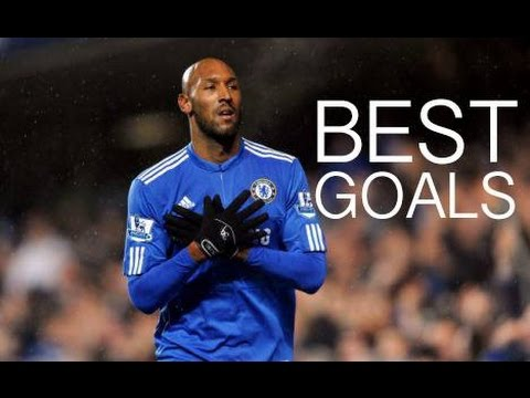 Nicolas Anelka - Best Goals For Chelsea FC - HD