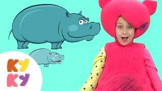 Download КУКУТИКИ - МАМА - Детская песенка про маму - Поем с Кукутиками Funny Kids Song about Mom Mp3 and Videos