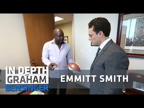 Emmitt Smith's business strategy: Other people's money