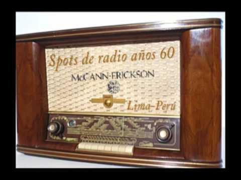 COMERCIALES DE RADIO AÑOS 60.f4v