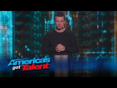 Mat Franco AGT Season 9 Winner Makes a Magical Return - Americas Got Talent 2015