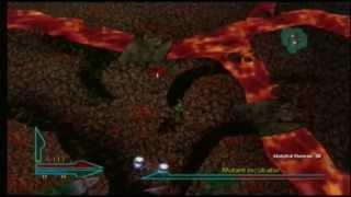 Alien Syndrome (Nintendo Wii) - 22 - Boss 2