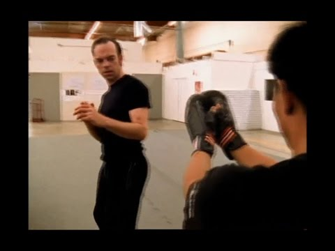 Hugo Weaving - Matrix training - music video