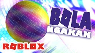 ROBLOX INDONESiA | Der HOT Ball macht NGAKAK 😘