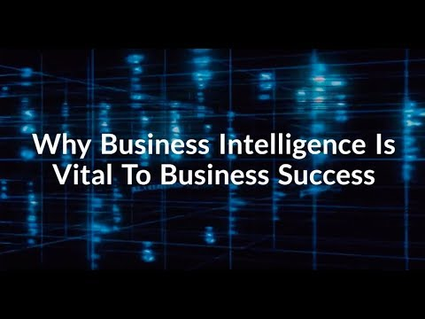 business intelligence is vital to business success