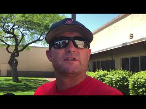 Watch: Arizona coach Jay Johnson on Stanford, Jerry Kindall, Wildcats bullpen