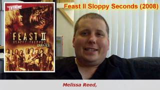 Feast II Sloppy Seconds (2008) Review