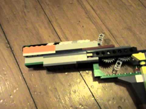 Lego Colt M191145 V2 Full Instructions Youtube