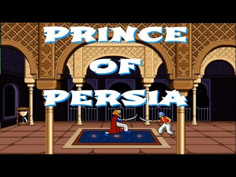 HOW TO PLAY PRINCE OF PERSIA [ONLINE FLASH GAME]