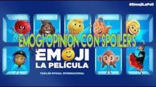 """Emogi: la pelicula """"opinión con Spoilers"""