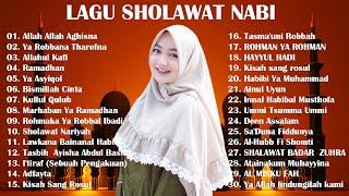 Download SHOLAWAT MERDU TERBARU 2021   TANPA IKLAN   Allah Allah Aghisna Ya Rasulullah   Full Album terbaik