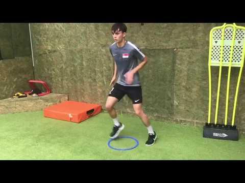 PLAYER ALERT ⚠️ - SINGAPORE U19 INTERNATIONAL TIM WORKING ON CLOSE TECHNIQUE & BALL CONTROL