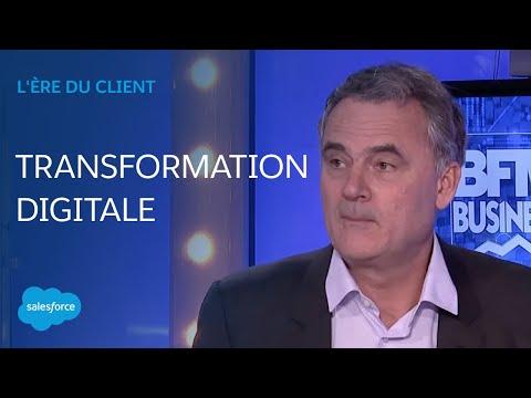 L'ère du client : L'humain au cœur de la relation client