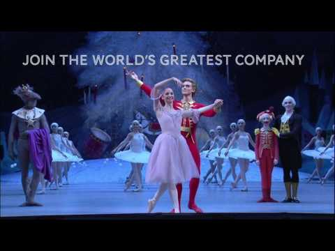 THE NUTCRACKER - Bolshoi Ballet in Cinema (trailer)