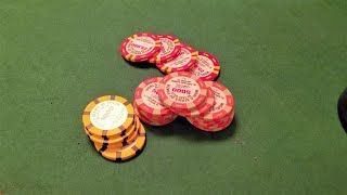 14 Hours of WSOP Madness--Big Fifty