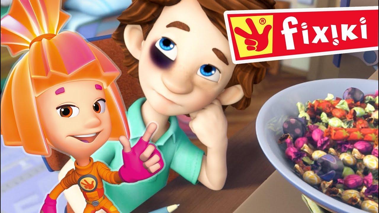 FIXIKI - Dulciuri (Ep.51) Desene animate în română pentru copii