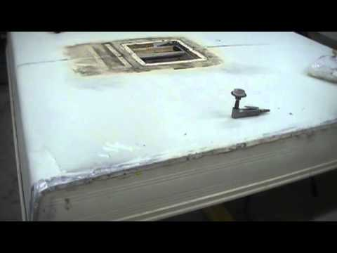 Starcraft Tent Trailer Popup Roof Repair How To Save
