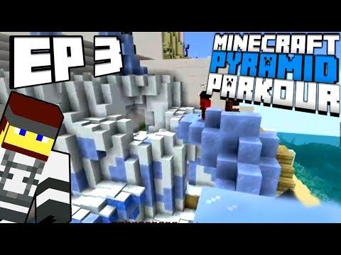 Minecraft: PARKOUR PYRAMID - EP.3