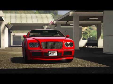 GTA 5 Frank- Ocean-Chanel-video