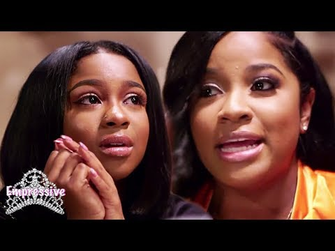 Toya Wright and Reginae Carter are quitting Growing Up Hip Hop ATL due to